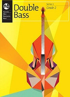 Double Bass Series 1 -Grade 2, for Double Bass&Piano, Publisher AMEB, Series AMEB Double Bass