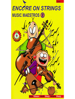 Encore On Strings -Music Maestros 2 Cello, for Cello, Author Mark Gibson, Natalie Sharp, Publisher  Accent Publishing