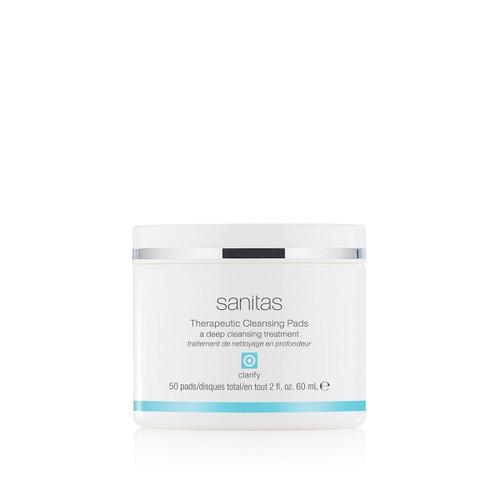Sanitas Skincare Therapeutic Cleansing Pads