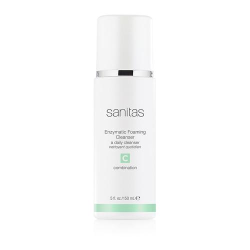 Sanitas Skincare Enzymatic Foaming Cleanser