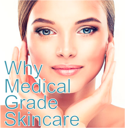 Medical Grade Skincare VS. Over the Counter Skincare