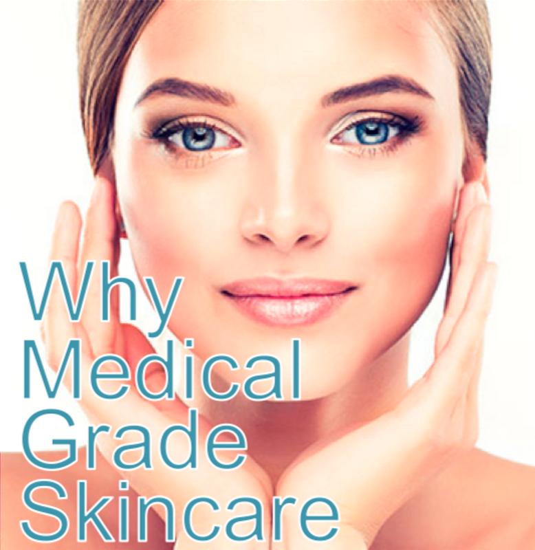Medical Grade Skincare VS. Over the Counter Skincare
