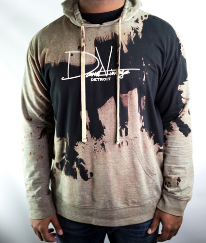 Hand Stained Hoodie