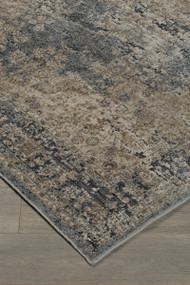South Blue/Tan Large Rug