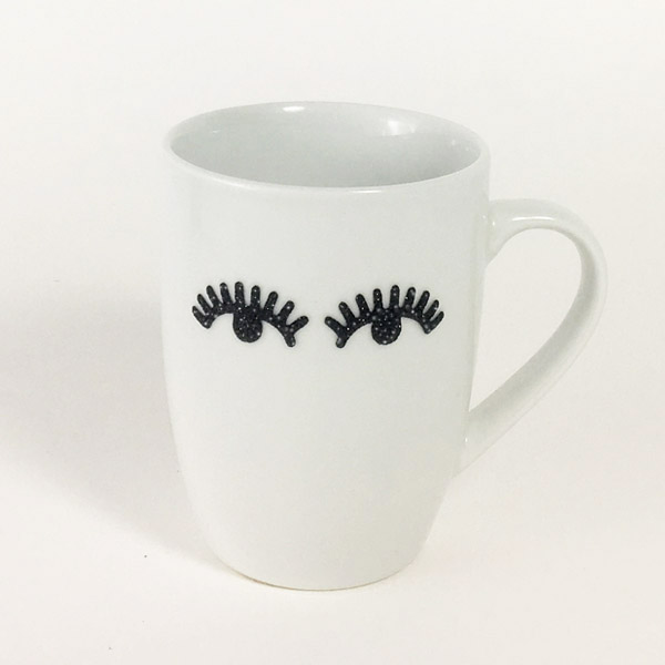 How To Apply Heat Transfer Vinyl To A Ceramic Mug Craftables
