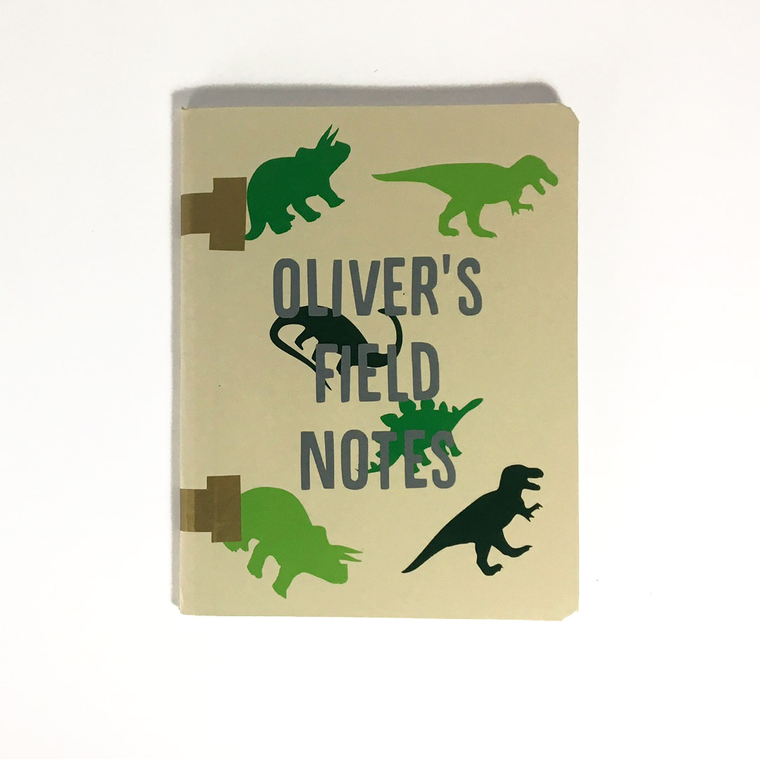 olivers field notes