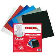 Oracal 651 Boy's Pack Vinyl Sheets