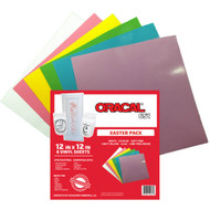 Oracal 651 Easter Pack Vinyl Sheets