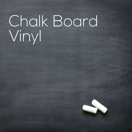 Adhesive Chalkboard Vinyl for Craft Cutters