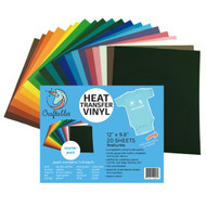 Craftables Heat Transfer Vinyl Starter Packs