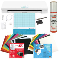 Craftables iron-on and adhesive combo bundle