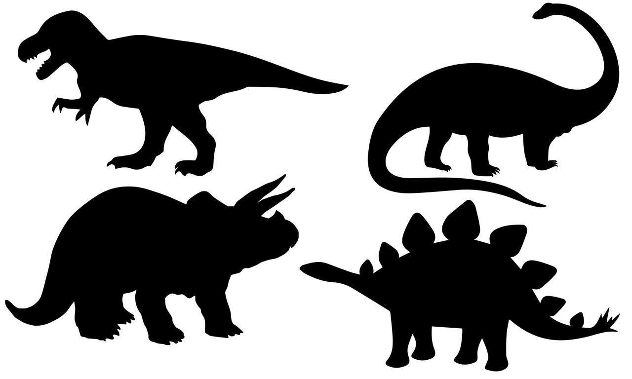 Dinosaur Svg Cut File Craftables
