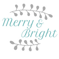 Free merry and bright SVG Cut File