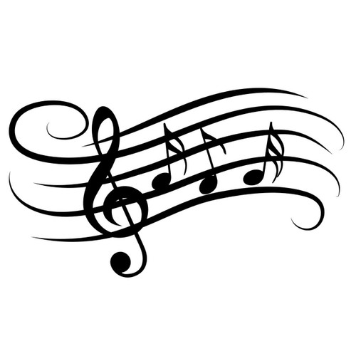 Free Music Note SVG Cut File