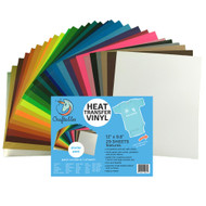 Craftables Heat Transfer Vinyl Starter Pack