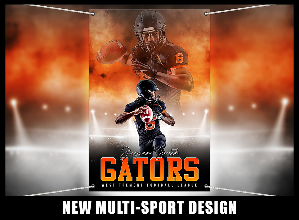 New Multi-Sport Design