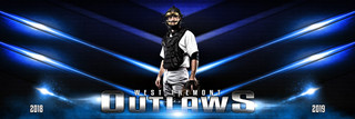 PANORAMIC SPORTS BANNER TEMPLATE - VRAY - PHOTOSHOP LAYERED SPORTS TEMPLATE