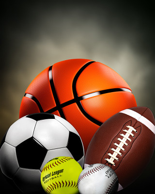 FREE SPORTS BACKGROUND - SPORTS COLLECTION