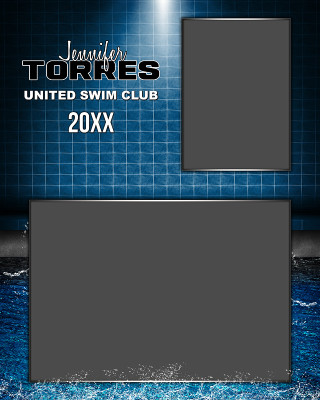 SWIM MEMORY MATE - VERTICAL