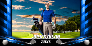10X20 PHOTO TEMPLATE - GOLF