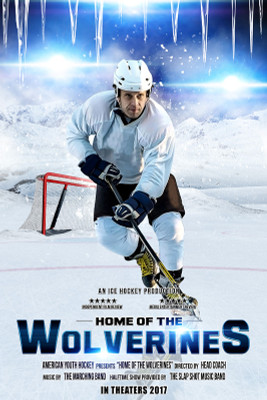 PLAYER BANNER PHOTO TEMPLATE - ICE HOCKEY II