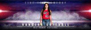 PANORAMIC SPORTS BANNER TEMPLATE - GAME ON - LAYERED PHOTOSHOP SPORTS TEMPLATE
