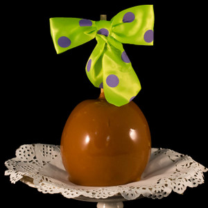 Plain Jane Caramel Apple from DeBrito Chocolate Factory