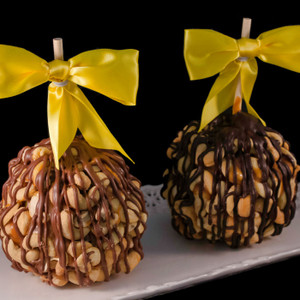 Colossal Cashew Caramel Apple