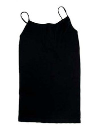 Regular Length Cami Black