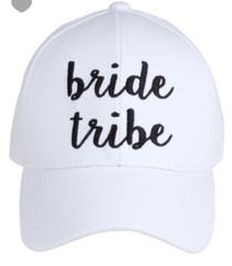 White Bride Tribe Baseball Cap