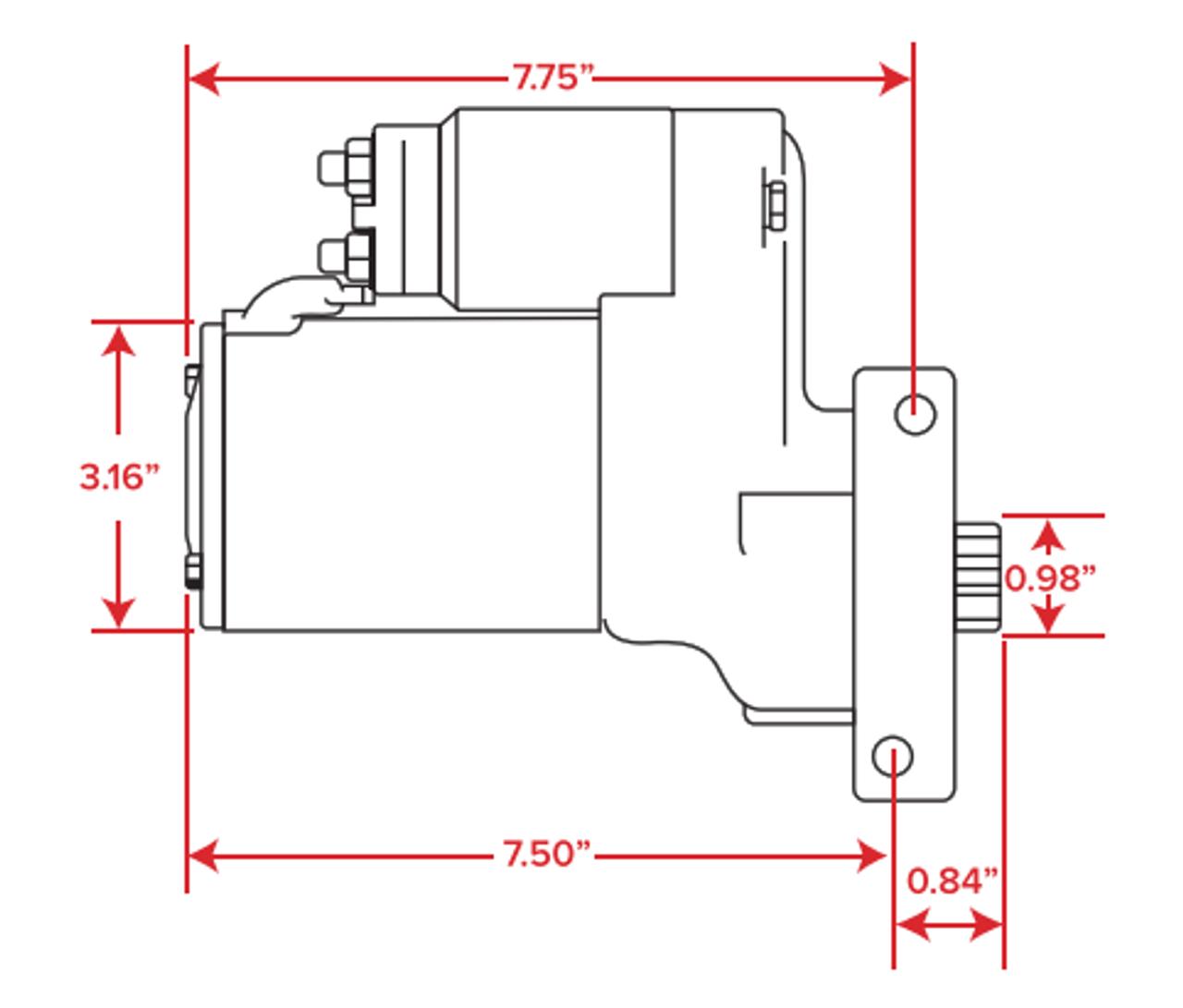 JM7002_Dimensions__64567.1507155190?c\=2 powermaster mini starter wiring diagram hei wiring diagrams  at panicattacktreatment.co