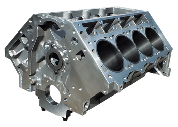 """DART LS Next Gen III Aluminum Engine Block 31937112 - Raised Cam, 9.240"""" Deck, 4.000"""" Bore"""