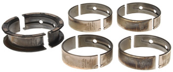 """Mahle Clevite H-Series LS Main Bearings MS2199HX - +.001"""" Oil Clearance"""