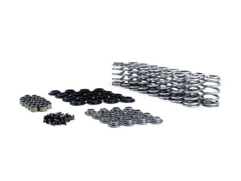 COMP Cams GM LS Beehive Valve Spring Kit 26915CS-KIT - Steel Retainers
