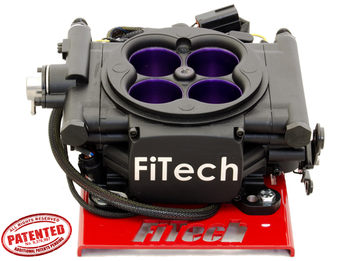 FiTech 800HP MeanStreet EFI System 30008 Black