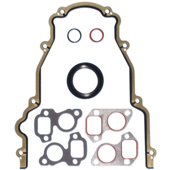 GM LS Timing Cover & Water Pump Gasket Set JV5158