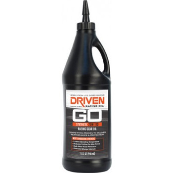 Driven Racing Oil Synthetic Gear Oil 75W-110