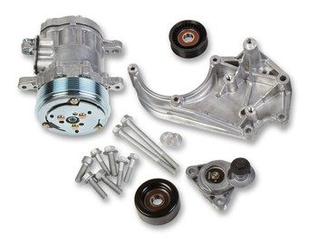 Holley LS Passenger's Side SD7 A/C Accessory Drive Kit 20-142