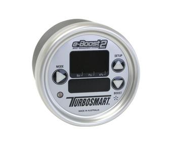 Turbosmart 66mm E-Boost 2 Boost Controller - Silver/Silver