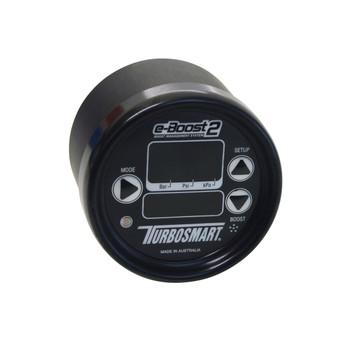 Turbosmart 66mm E-Boost 2 Boost Controller - Black/Black
