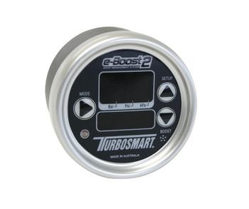 Turbosmart 66mm E-Boost 2 Boost Controller - Black/Silver