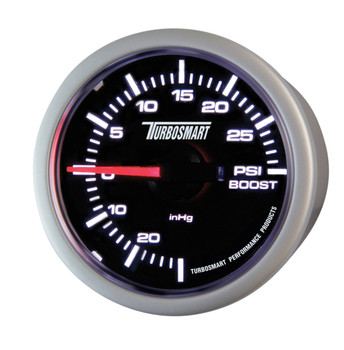 Turbosmart 52mm 30psi Manual Boost Gauge