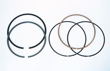 """Mahle Motorsports 4.130"""" +.005"""" 1.0mm, 1.0mm, 2.0mm File Fit Rings 4135MS-112"""
