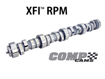 COMP Cams Hydraulic Roller 54-418-11 XFI RPM, XR277HR - Street Strip Camshaft for use w/ LS6 or aftermarket intake and High Ratios