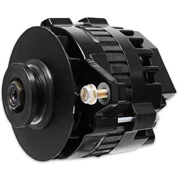 MSD Dynaforce Alternator - 120 Amp, Black, 5321MSD