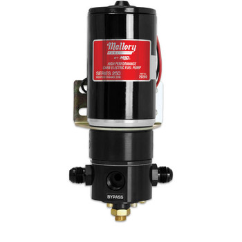 Mallory Carb Electric Fuel Pump 29269 - 250 Series