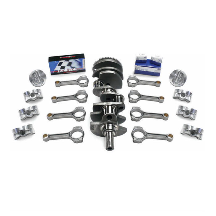 Scat LS Series 383 c.i. Balanced Rotating Assembly 1-44100BI - 24x, 10.6:1 cr