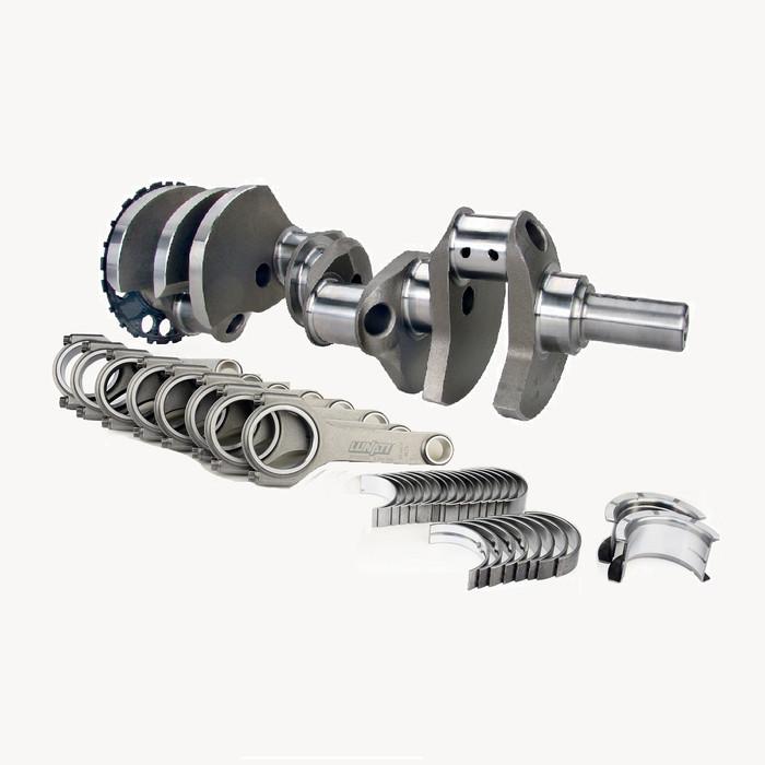"Lunati Voodoo LS Crank & Rods Kit 70341001K1 - 24x, 4.100"" Stroke, 6.125"" Rods"