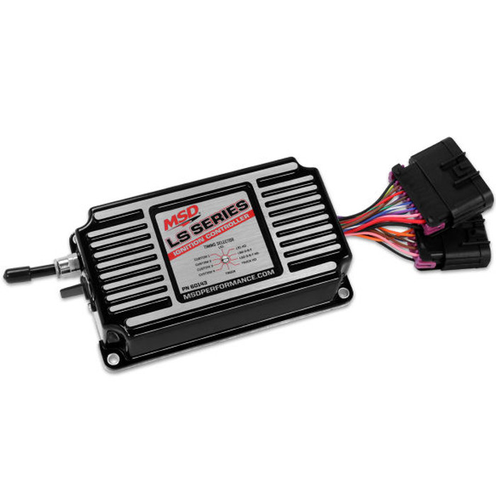 MSD LS Ignition Control 60143 - Black