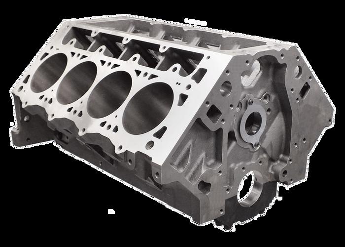 """DART LS Next Gen III Iron Engine Block 31837111 - 9.240"""" Deck, 4.000"""" Bore"""